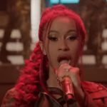 Cardi B Performs 'Get Up 10' And 'Backin' It Up' With Pardison Fontaine | Hip Hop Awards 2018