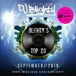 DJ Blightys Top 20 R&B HipHop Trap