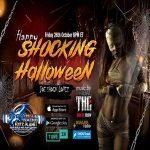 The Shocking Underground Shocking Halloween Show Tribal House Crew Mix by Charlie Dee Diaz aka THC