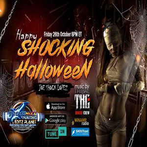 The Shocking Underground Shocking Halloween Show Tribal House Crew Mix by Charlie Dee Diaz aka THC